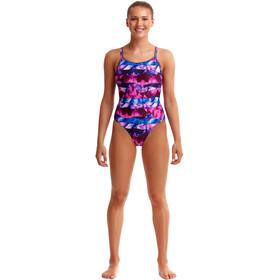 Funkita Diamond Back Swimsuit Women ice pack